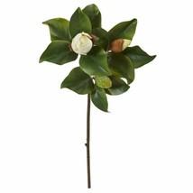 "Luxury White 30"" Magnolia Artificial Flower (Set of 4) - 30"" - $90.79"