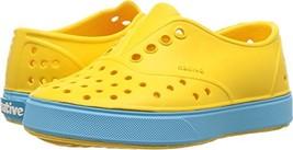 Native Kids' Miller Child Water Shoe, Groovy Yellow/Surfer Blue, 13 Medi... - $48.03