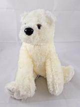 """Sea World Polar Bear Plush 9"""" Tall Stuffed Animal - $8.24"""