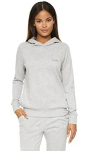 Calvin Klein Evolve Extension Pull Over Hoodie QS5391 Heather Grey Small... - $25.20