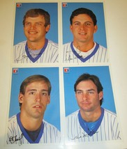 Milwaukee Brewers Vintage Photos Paul Molitor, BJ Surhuff, Greg Brock Da... - $9.89