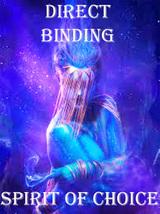 HAUNTED CUSTOM DIRECT BINDING OF SPIRIT OF CHOICE MAGICK 98 yr ALBINA CASSIA4 - $150.00