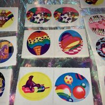 Vintage Lisa Frank Very Early Designs Sticker Mods 17 Stickers image 3