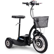 MotoTec Electric Trike 36v 350w Personal Transporter 3 Wheel Trike up to 15 MPH image 2