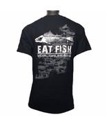 Grundens Eat Fish, Wear...Grundens Gage Graphic Men's Large L T-Shirt $25 - $23.74