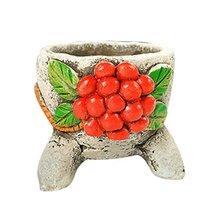 Koala Superstore 2 Pcs Ceramics Succulent Plant Pots Small Garden Pots C... - $20.21