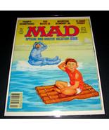 MAD Magazine 286 April 1989 ESKIMO Ice Raft Richard Williams Cover Art E... - $14.99