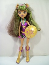 "MONSTER HIGH CLAWDEEN WOLF WONDER WOLF 10"" DOLL - $22.49"