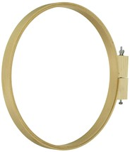 Wood Quilting Hoops - Round - 10 Inches - $12.77