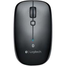 Logitech Bluetooth Mouse M557 - Optical - Wireless - Bluetooth - 2.40 GHz - Dark - $55.48