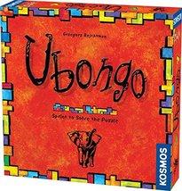 Thames & Kosmos Ubongo - Sprint to Solve The Puzzle image 11