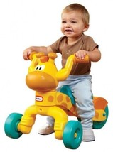 Little Tikes Go And Grow Lil' Rolling Giraffe - $50.44