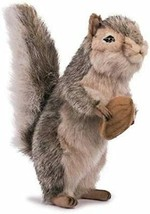 HANSA Soft Toy Red Squirrel No.4841 plush doll HANSA - $70.74