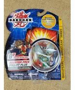 Bakugan Battle Brawlers Gray B2 booster pack paquet plus NIP - $12.82