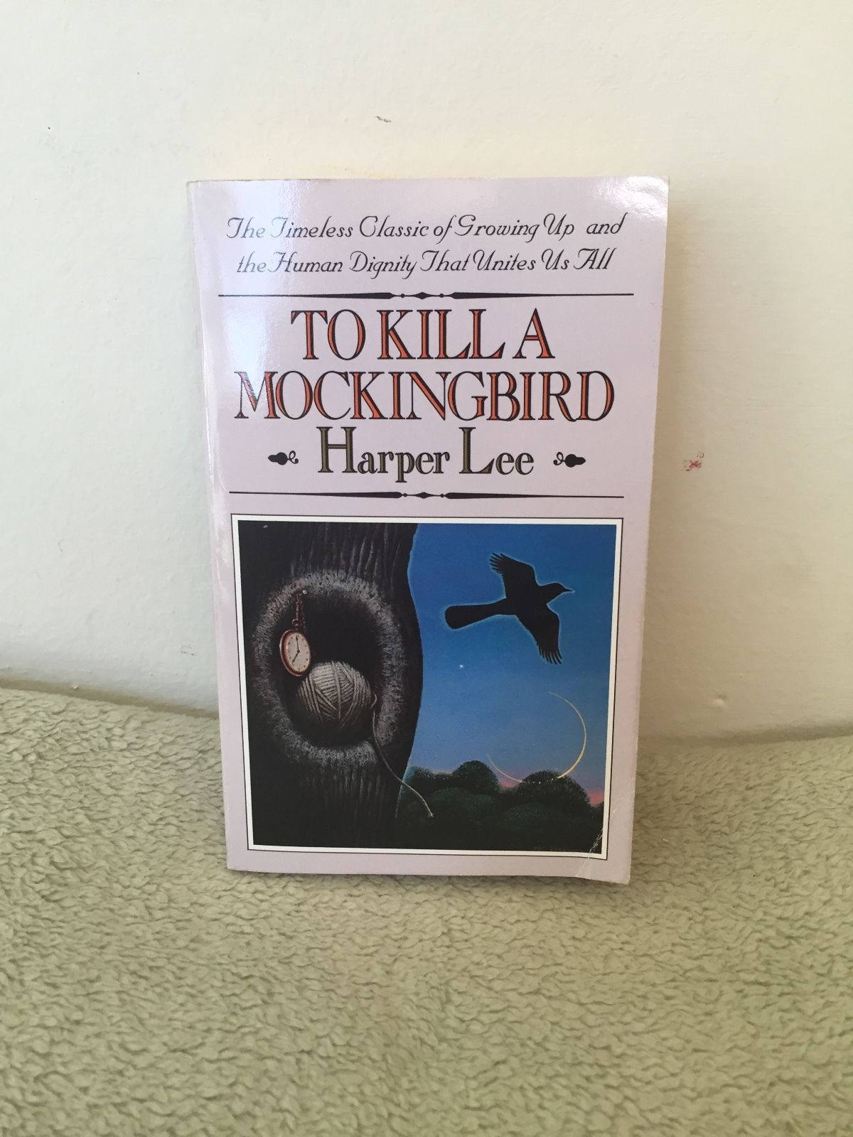 basic lessons in human nature in to kill a mockingbird by harper lee Boo radley essay examples 44 total results an analysis of the character of boo radley in to kill a mockingbird, a novel by harper lee 1,264 words 3 pages the.