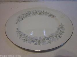 "VINTAGE MEITO FINE CHINA DELPHINE PATTERN 10-3/8"" DINNER PLATE - $9.99"