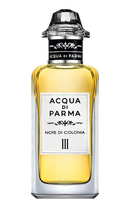NOTE DI COLONIA III by ACQUA DI PARMA 5ml Travel Spray GINGER MYRRH Perfume