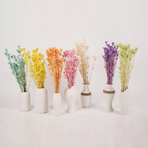 VINAMIT 10pcs 7.5cm simulation head roses Materials - $15.95