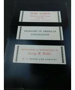 Pearl Harbor-Problems In American Civilization D.C.Heath and Company 1965 - $18.99