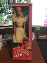 1984 Mattel My First Barbie Doll #1875 NIB - $52.95