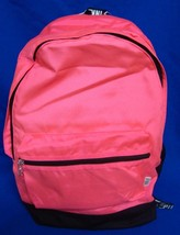 Victoria's Secret PINK Neon Full Size Canvas Campus Backpack NEW ~ Sold Out ~ - $59.35