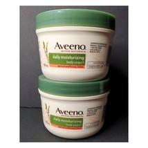 (2) Aveeno Naturals Daily Moisturizing Body Yogurt Apricot Honey Lotion ... - $34.95