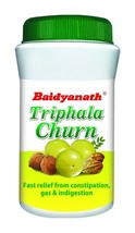 Baidyanath Triphala Churn - 240 g (Pack of 2) - $22.76