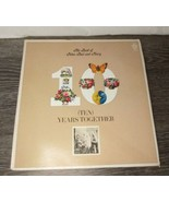 "Vintage The Best Of Peter, Paul and Mary ""(Ten) Years Together 1970 Vinyl - $8.86"
