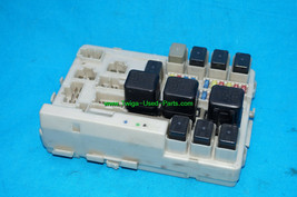 Nissan Altima 3.5L BCM Body Control Module Fuse Box 284b7aq004 image 1