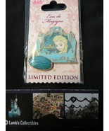 Disney Parks Pin Eau De Magique Frozen Elsa Ice Queen LE 2000  - $109.24