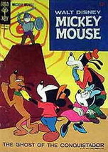 Mickey Mouse (Walt Disney's…) #110 FN; Dell | save on shipping - details... - $9.99