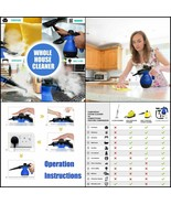 Comforday Multi-Purpose Handheld Pressurized Steam Cleaner 9 Piece Acces... - $47.12