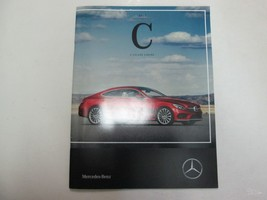 2017 Mercedes Benz C Class Coupe Sales Brochure Manual FACTORY OEM BOOK ... - $9.89