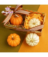 Scented Candles Thanksgiving Halloween Party Pumpkin Home Decoration Gif... - €20,18 EUR