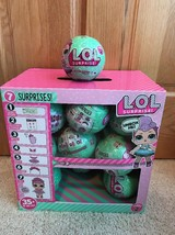 LOL SURPRISE DOLL Series 2 Lets Be Friends ONE BALL 7 LAYERS Authentic - $19.15