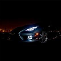 Halo Fog Lamp Angel Eye Driving Lights for 2000-2005 Toyota Celica TRD Body - $99.77