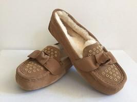 Ugg Rh EAN Na Chestnut Shearling Lined Mocc ASIN Shoe Us 7 / Eu 38 / Uk 5.5 Nib - $79.48