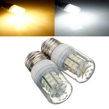 3.5W E26 White/Warm White 5730SMD 27 LED Corn Light Bulb 12V - $10.03