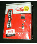 1997 Series 1 1950's Coca Cola Coke Tin Bottle Soda Vending Machine - $18.66
