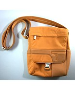 Tumi Orange Crossbody Flap Over Shoulder Bag - $149.95