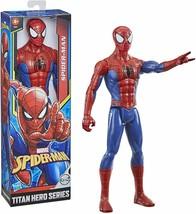 "Spider-Man Marvel Titan Hero Series 12""- Scale Super Hero Action Figure ... - $11.95"