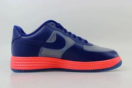 Wolf Nike Atomic Fuse Grey 5 599839 Ryl Lunar Red SZ Leather Force Blue 1 001 11 ztqzwXr