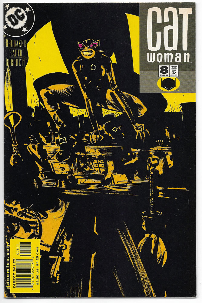 Cat woman 8vol3