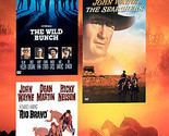 The Classic Westerns Collection (The Wild Bunch, The Searchers, Rio Bravo), New