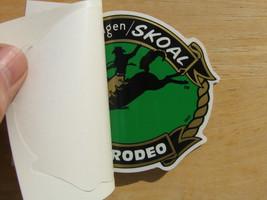 1-COPENHAGEN SKOAL PRO-RODEO KEY CHAIN NEW