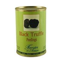 Asian Black Winter Truffle, Peeling - 7 oz - Kosher - $62.32