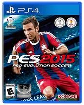 Pro Evolution Soccer 2015 - PlayStation 4 [video game] - $4.60