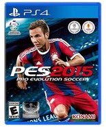 Pro Evolution Soccer 2015 - PlayStation 4 [video game] - $4.60