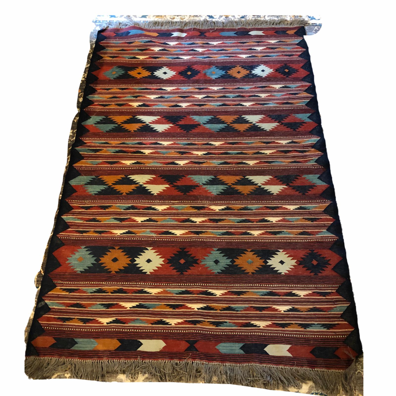 4x6 turkish kilim rug moroccan kilim rug oriental kilim rug vintage kilim rug flatweave kilim rug 4x6 persian kilim rug