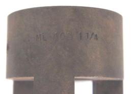 "MARTIN ML-100 JAW COUPLING 1-1/4"" BORE ML100 image 2"